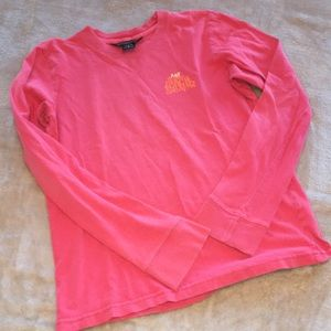 Abercrombie & Fitch juniors SMALL long sleeve tee